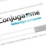 conjuga-me: conjugador de verbos