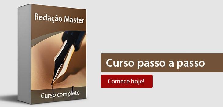 Curso de redação master