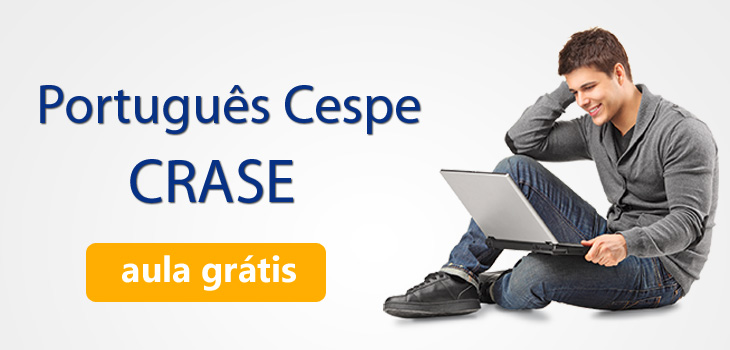 portugues cespe crase