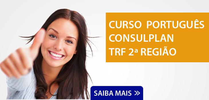 curso-portugues-consulplan-trf-2-região
