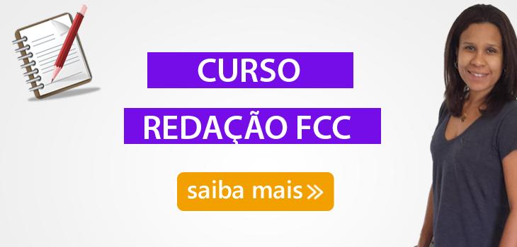 curso redação fcc